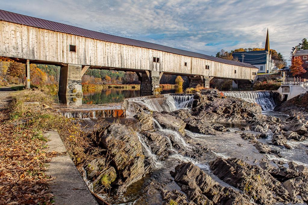 Bath Covered Bridge