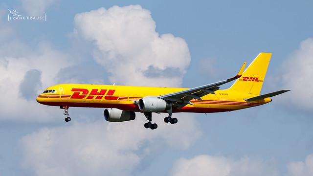 G-DHKO DHL AIR BOEING 757-223(PCF)(WL) CN 32397