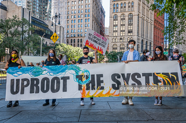 New York City Youth Global Climate Strike
