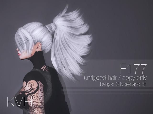 KMH - Hair F177 @ NEO JAPAN
