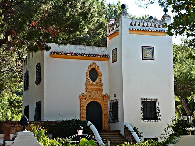 Villa de los Olivos - Nàquera - València