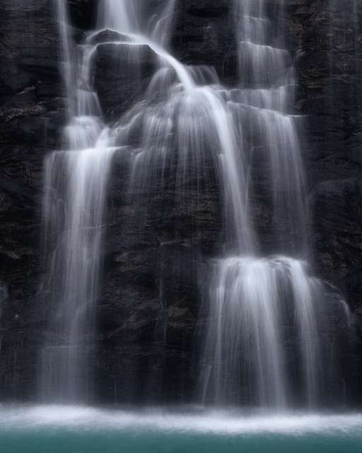 «Glacial flow»