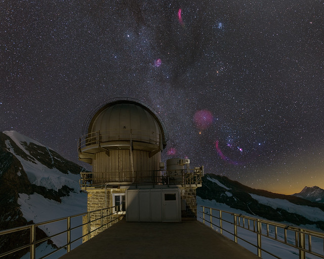 Sphinx Observatory [Explored]