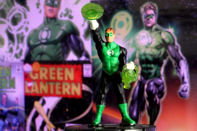 Green Lantern Hal Jordan - Bijou Planks 267/365