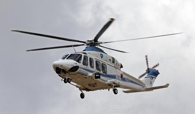 MM81818 LMML 24-09-2021 Italy - Polizia di Stato Agusta-Westland AW-139 CN 31515