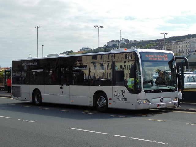 Bus Vannin 219 KMN219U