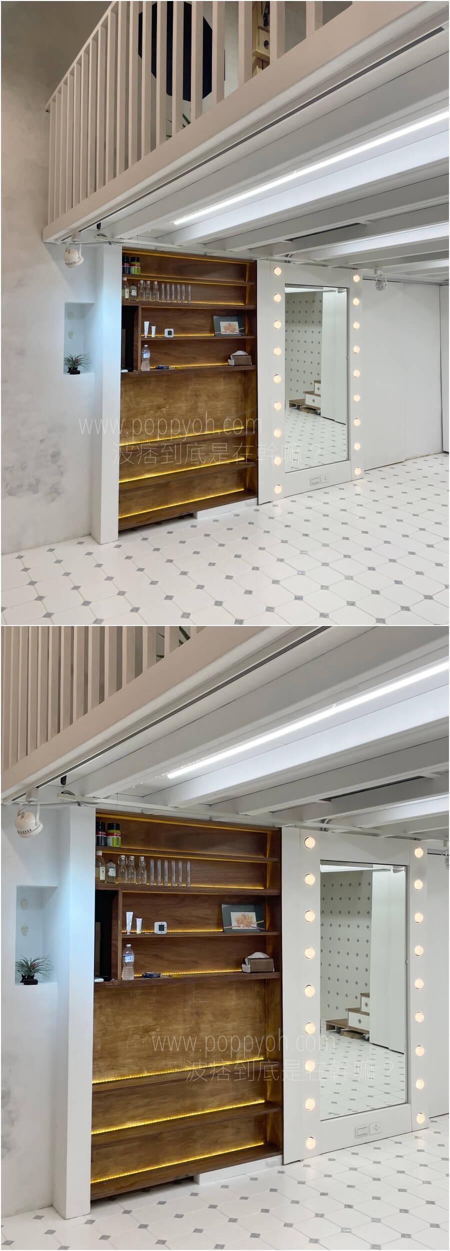 裝潢 嵌入式 崁入 櫥櫃 木工