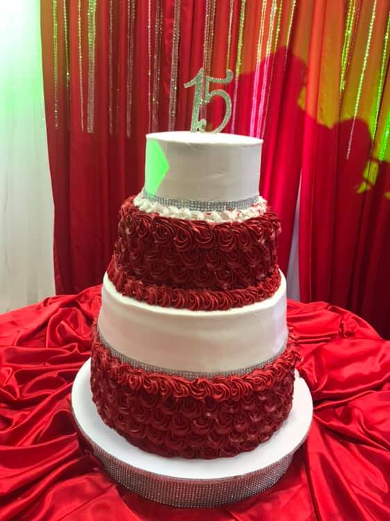 Cake by Rossy's Cakes Delights and Sweets