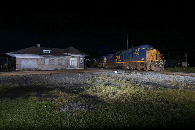 CSX Q511-16 - Deshler, Ohio