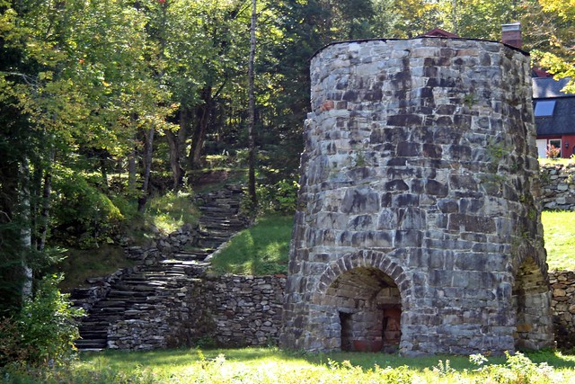 Stone Iron Furnace