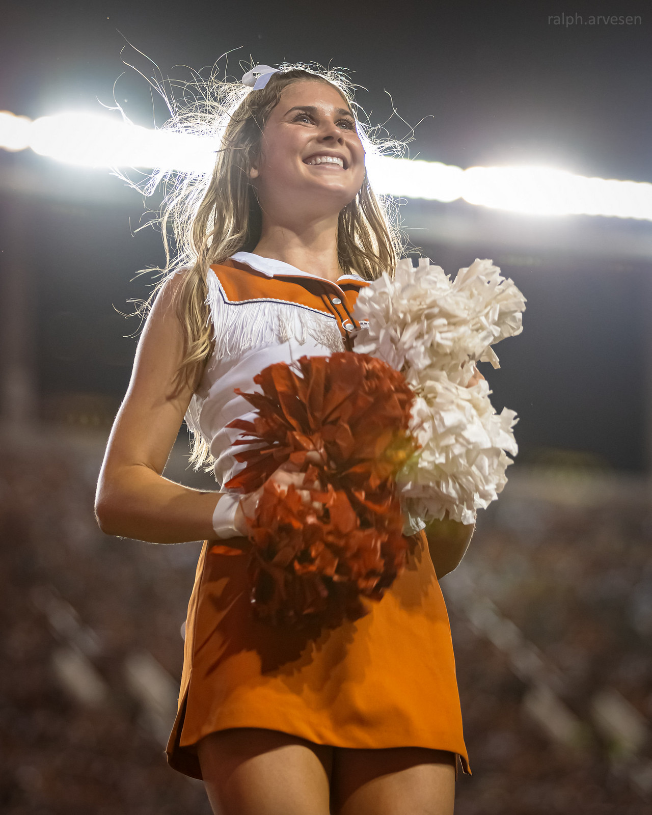 Texas Cheer and Pom   Texas Review   Ralph Arvesen
