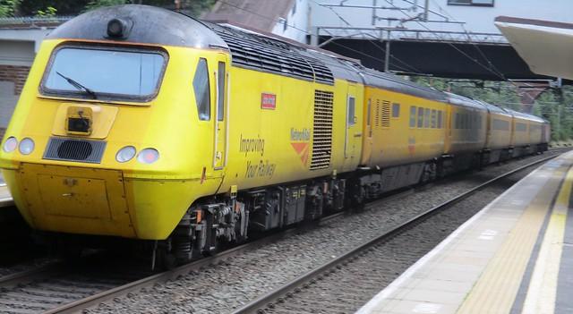 43062 & 43299 Network Rail HST Test Train