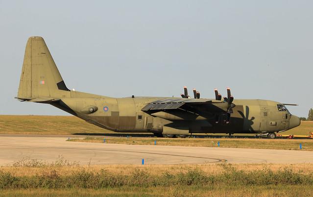 ZH878 Lockheed C-130J-30 Hercules C4