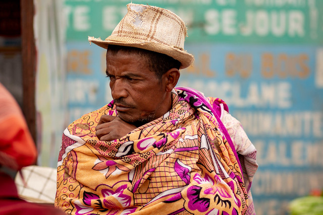 A man in Ivato