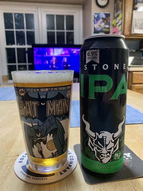 IPA - Stone Brewing Company Richmond Virginia