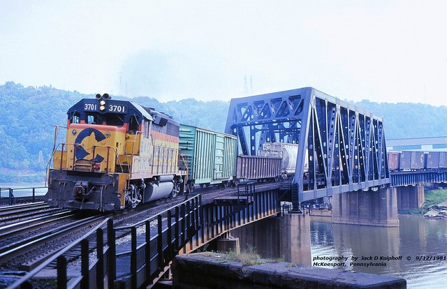 Ches BO 3701, Mckeesport, PA.   9-12-1981