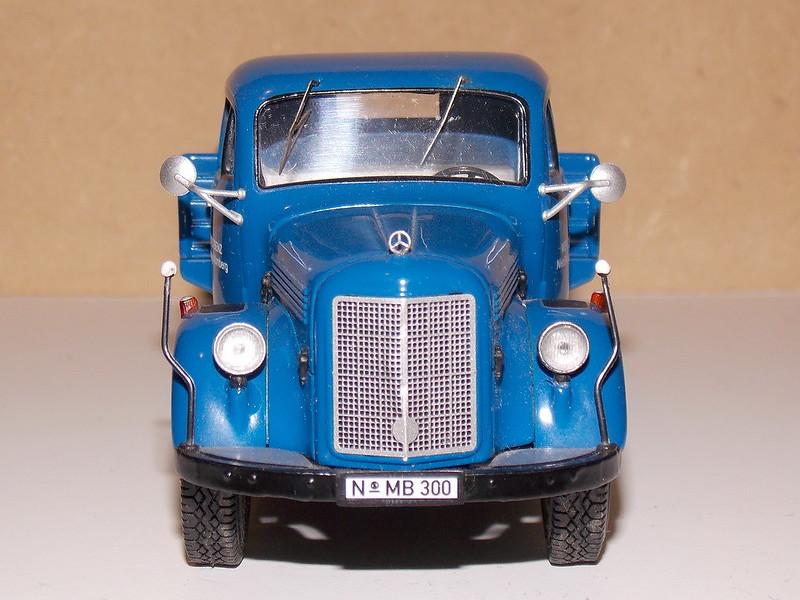 Mercedes Benz L3500 – 1949