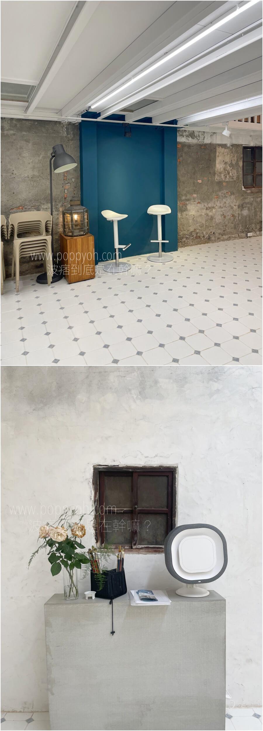 老屋 廢墟 牆面處理