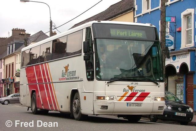Bus Éireann VP 310 (00-D-34653).