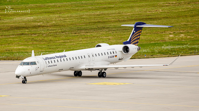 D-ACNF LUFTHANSA CITYLINE BOMBARDIER CRJ-900 CN 15243