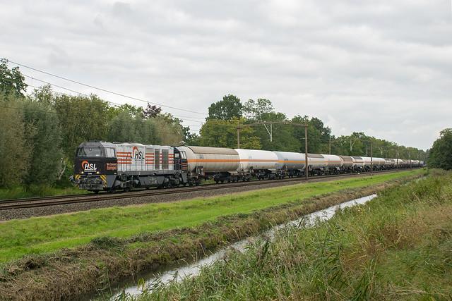 Dordrecht-zuid (NL) 24 September 2021 | HSL 1324