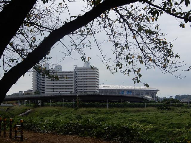 曇天の新横浜 2021.9.25