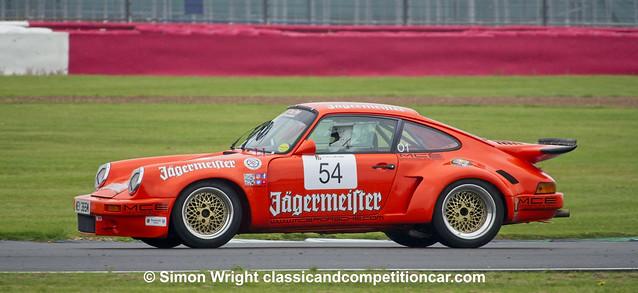 Porsche 911 RSR Mike Champion