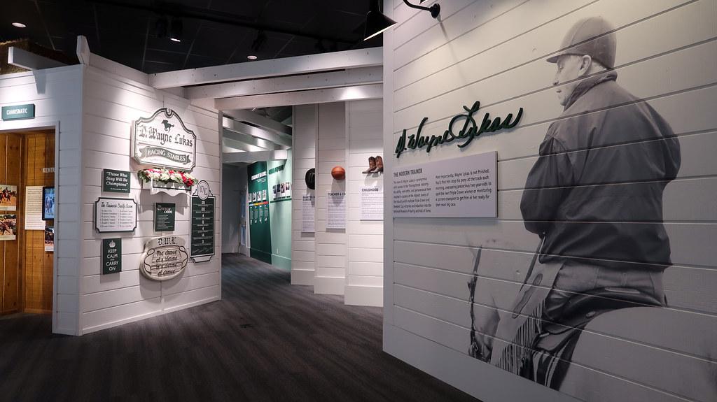 Kentucky Derby Museum in Louisville