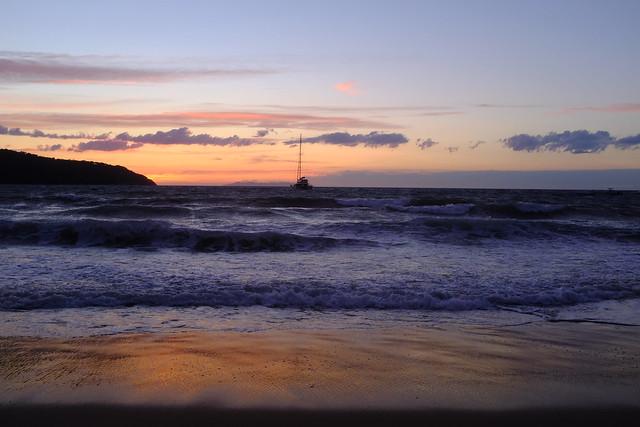 sunset - Golfo di Procchio
