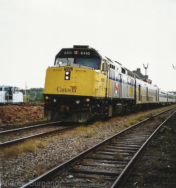 Via Rail Canada - Bras d'Or
