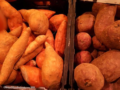 Süßkartoffel - Sweet Potato