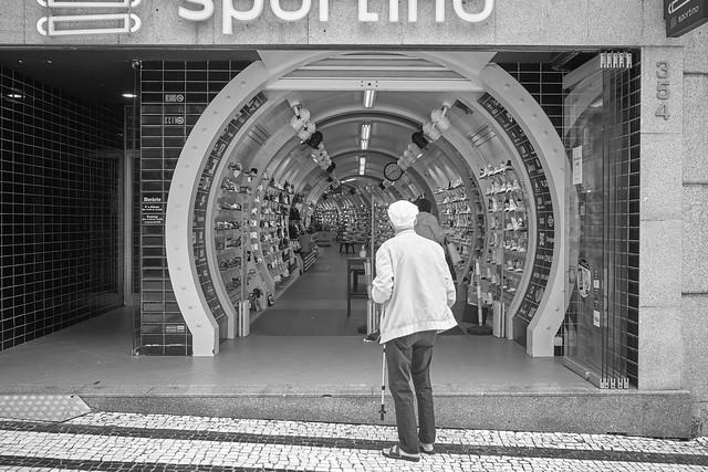 Tha twilight zone, Porto