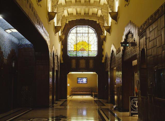 Marine Building Lobby E100