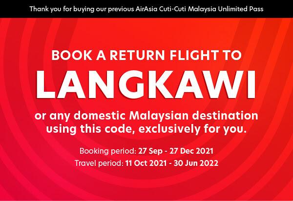 Penerbangan Percuma Untuk Semua Pemegang Pas Tanpa Had Airasia