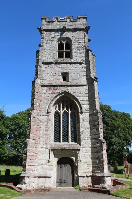 St Michael, Baddesley Clinton