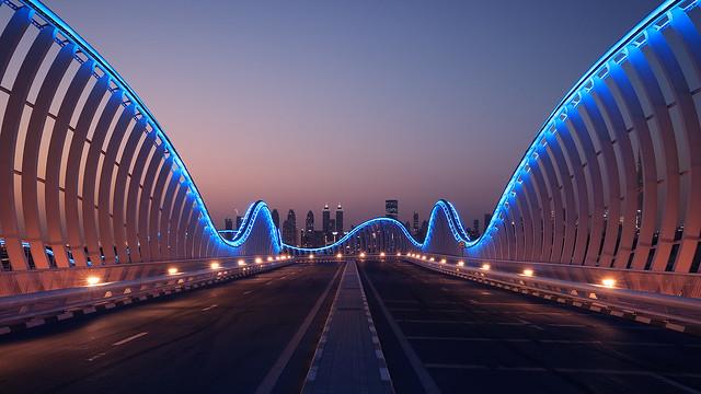 Dubai, Meydan bridge