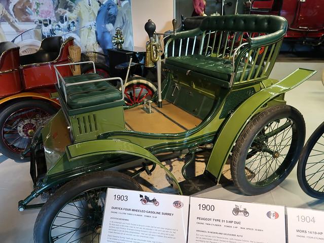 Peugeot Type 31 5-HP Duc (1900)