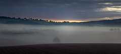 Sunrise at Bromsash