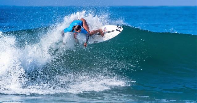 Supergirl Pro Surf Contest Oceanside CA