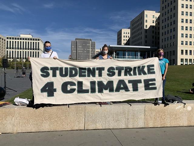 Global Climate Strike - Edmonton
