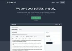 PolicyTrail