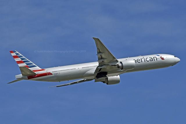 American Airlines N728AN Boeing 777-323ER cn/31553-1191