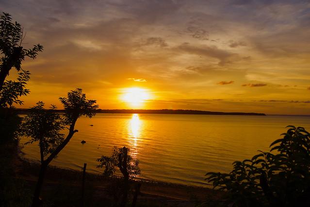 Last Summer sunset!