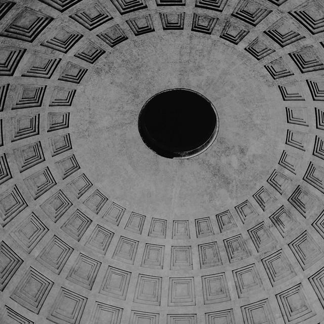 Rome #9 - Pantheon - II century