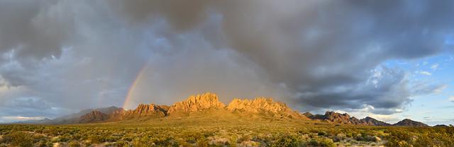 Truncated Rainbow
