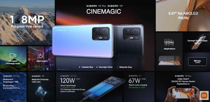 Xiaomi 11T &Amp; Xiaomi 11T Pro Rasmi Dilancarkan Di Malaysia, Berharga Dari Rm1,699.00