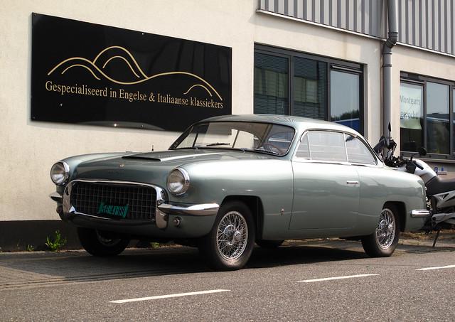 1953 Cisitalia 505 DF by Ghia