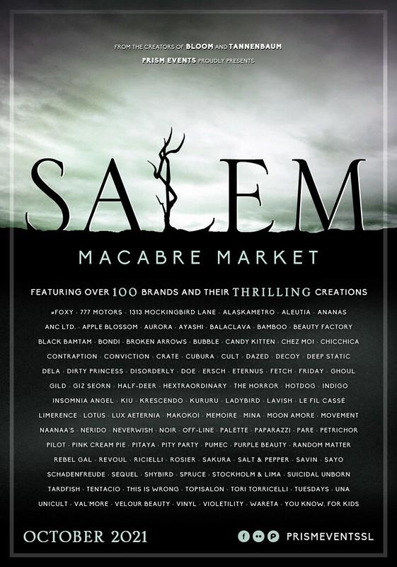 Salem 2021 - Event Poster