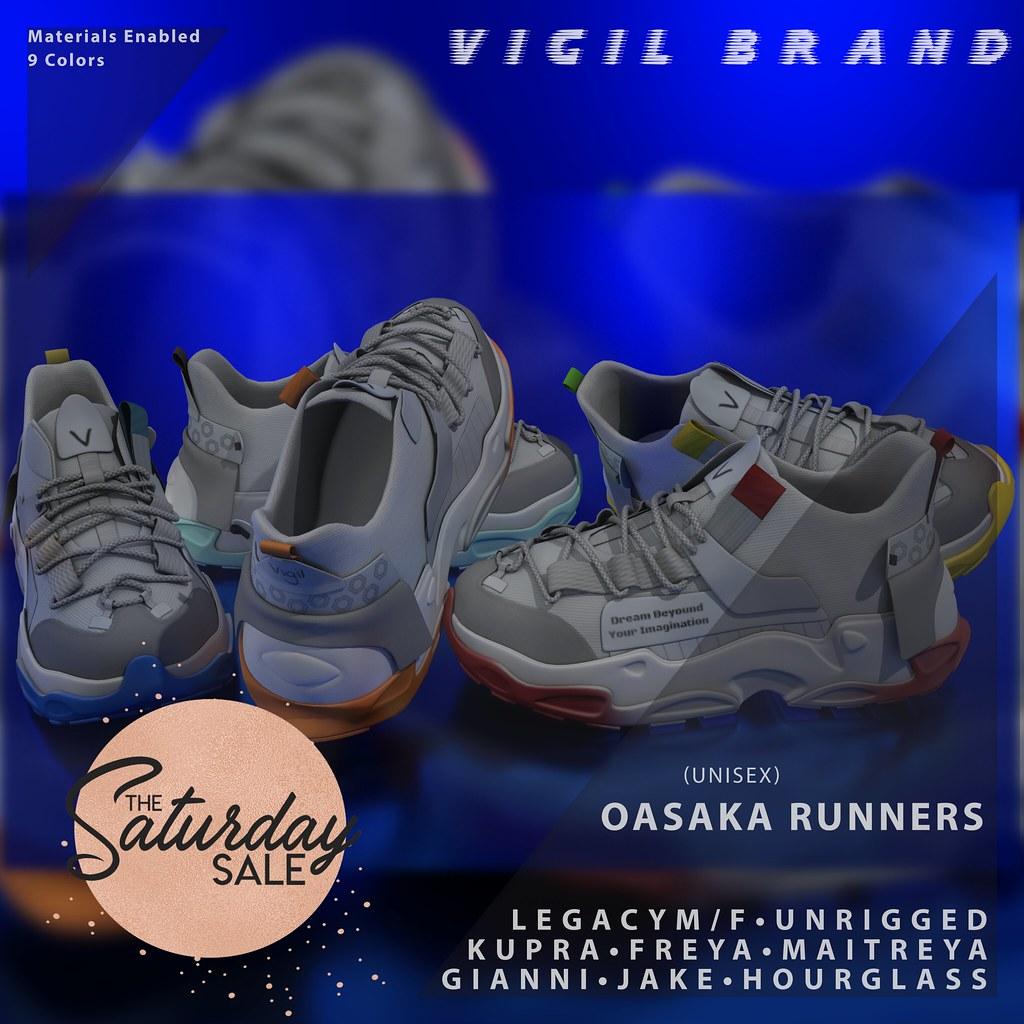Oasaka Runners TTS