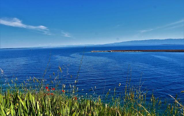 plava panorama